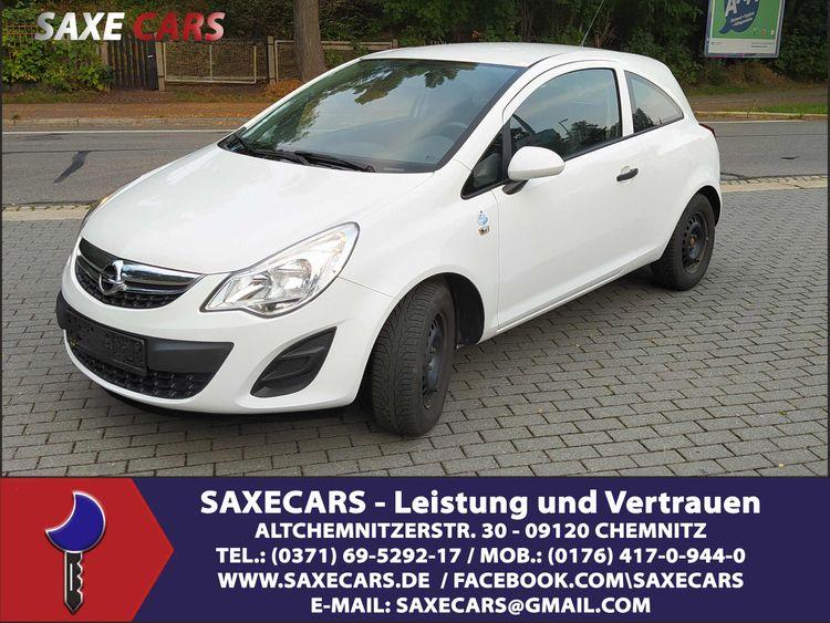 Opel Corsa Selection D 1.2 69PS