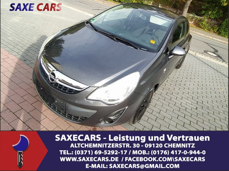 Opel Corsa 1.4 64 kW 16V Satellite D / erst 71 Tkm!!!