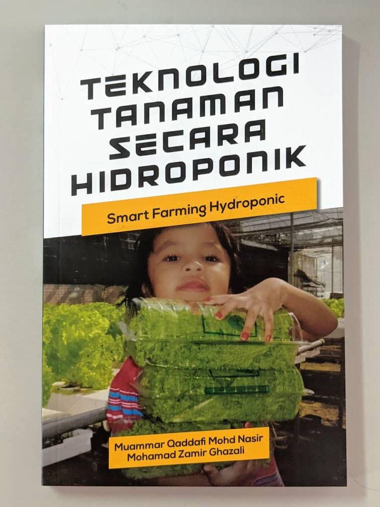 Buku Teknologi Tanaman Hidroponik