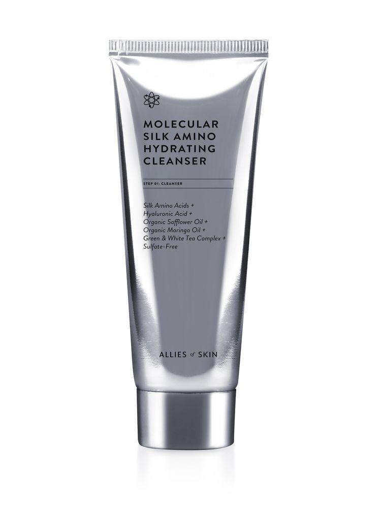 Allies of Skin Molecular Silk Amino Hydrating Cleanser Allies of skin / Очищающее средство